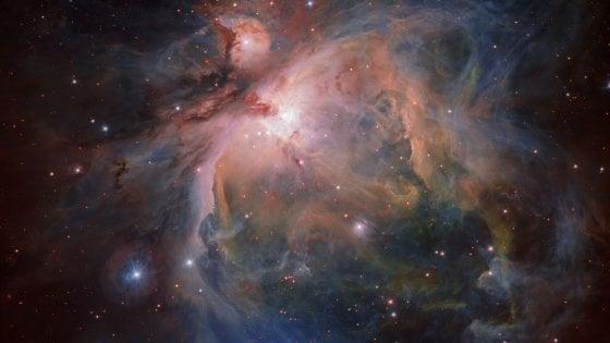 La nebulosa di Orione(afp)