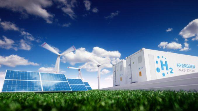 Progetto Snam di una rete italiana per l'idrogeno da fonti rinnovabili