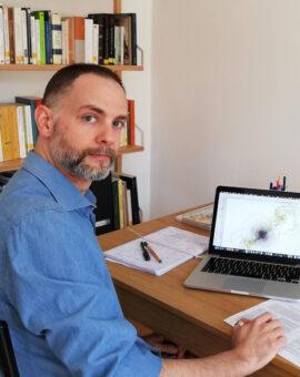 Riccardo Ciolfi, ricercatore all'Inaf di Padova