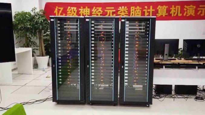 Scienziati cinesi creano il brain-like computer più grande al Mondo