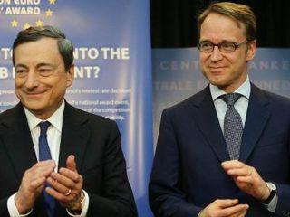«Tempo di fermare l'aiuto monetario della BCE». Weidmann aiuta a far saltare l'Euro, e di questo lo ringraziamo