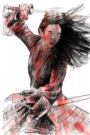 Mulan è l'eroina dellive actiondella Disney interpretata dall'attrice Liu Yifei.| SHUTTERSTOCK
