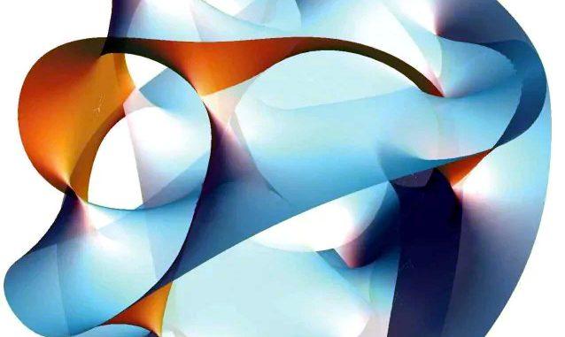 "Teoria di Bohm dei multiversi ""ipersuperficie"" 3D"