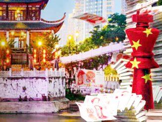 Lo Yuan CInese come asset valutario alternativo