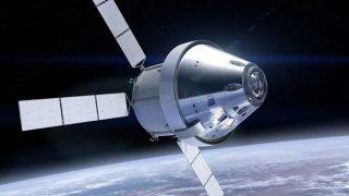 La navicella Orion