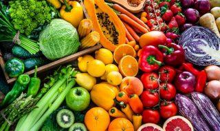 Mangiare cibi di ogni colore può rafforzare il sistema immunitario. fcafotodigital / Getty Images