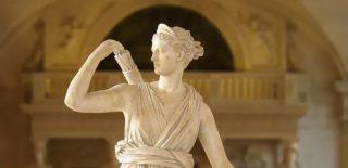Diana di Versailles, Louvre