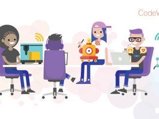 Settimana di eventi Europei per imparare a programmare