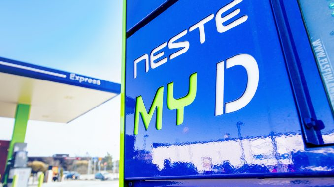 Neste MY Renewable, il diesel finlandese a basse emissioni CO2