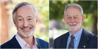 "<i class=""fas fa-camera""></i> Paul R. Milgrom (<a href=""https://www.gsb.stanford.edu/faculty-research/faculty/paul-r-milgrom""> Stanford University</a>); Robert B. Wilson (<a href=""https://www.gsb.stanford.edu/faculty-research/faculty/robert-wilson"">Stanford University</a"