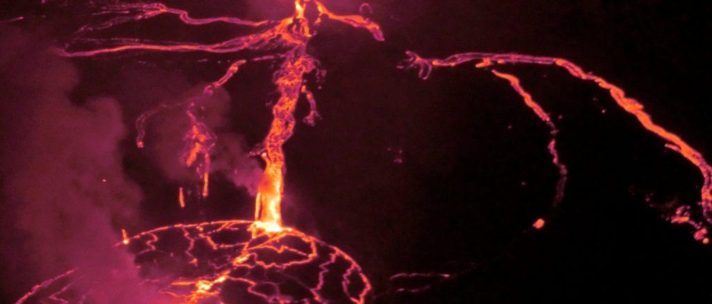 Pericolo di nuova eruzione del vulcano Nyiragongo in Congo