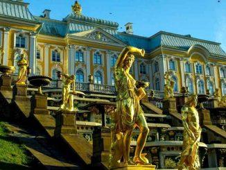 Anniversario della caduta del Palazzo d'Inverno russo nell'ottobre 1917