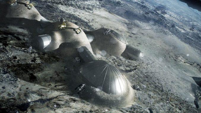 Generatori nucleari modulari per la stazione spaziale lunare