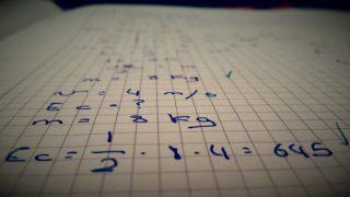 Equazioni e sistemi ti mandano nel panico? Questione di genetica, almeno in parte. | Pixabay