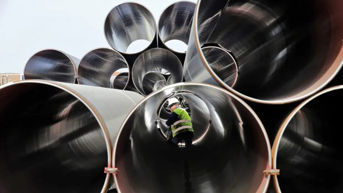 Entrato in funzione gasdotto dall'Azerbaigian all'Europa