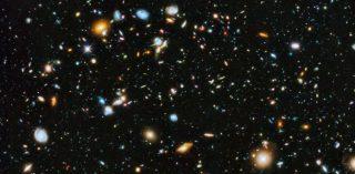 Dov'è il centro dell'Universo?