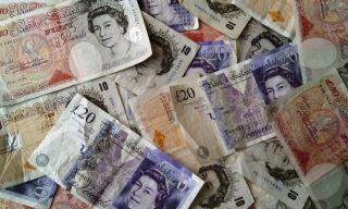 Sterlina sterline valuta banconote