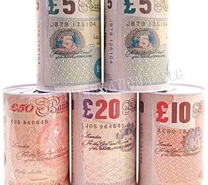 Gli inglesi tengono nascosti miliardi in sterline