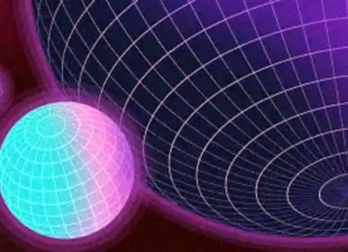 Molecole gravitazionali e campi scalari dei buchi neri binari