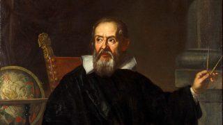 Il fisico pisano Galileo Galilei