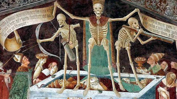 Quando la peste diede vita a una persecuzione e guerra