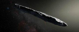 Oumuamua, troppe stranezze: ora c'è chi si gioca la carriera per definirlo 'spazzatura aliena'