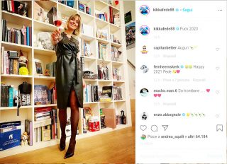 Esempio banale di influencer su Instagram