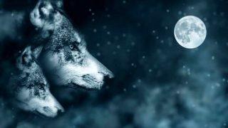 La luna piena del lupo, spettacolo nel cielo di gennaio