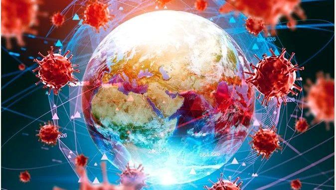 Pericolosa mutazione brasiliana del coronavirus