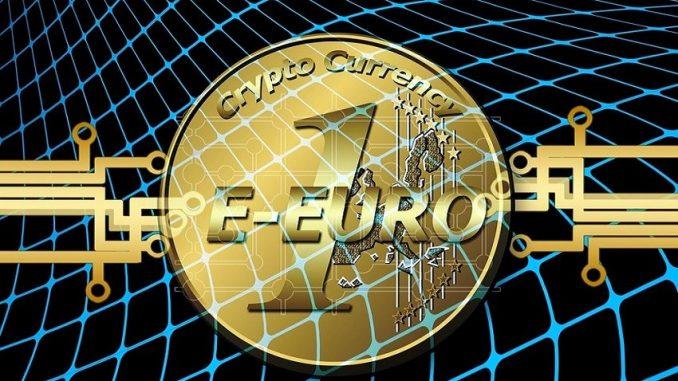 La BCE verso la realizzazione di una criptovaluta in Euro