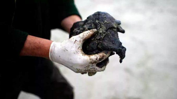 Israele, tonnellate di greggio sul litorale: danni all'ambiente per 180 chilometri
