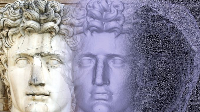 Modellazione 3D e digitalizzazione del patrimonio culturale del patrimonio culturale