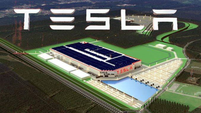 Gigafactory di Berlino, Elion Musk alla ricerca di dipendenti