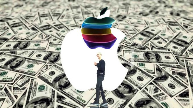 Furto di dati industriali Apple per un valore multimilionario