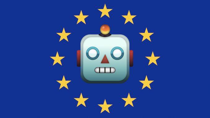 Come l'Europa vuole regolamentare le intelligenze artificiali
