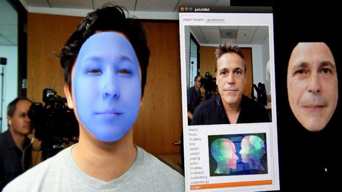 Hacker cinesi ingannano il riconoscimento facciale