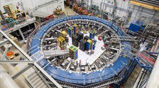 Possibili indizi di nuova fisica nei primi risultati di Muon g-2