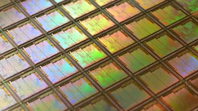 Chip al molibdeno per processori in scala subnanometrica