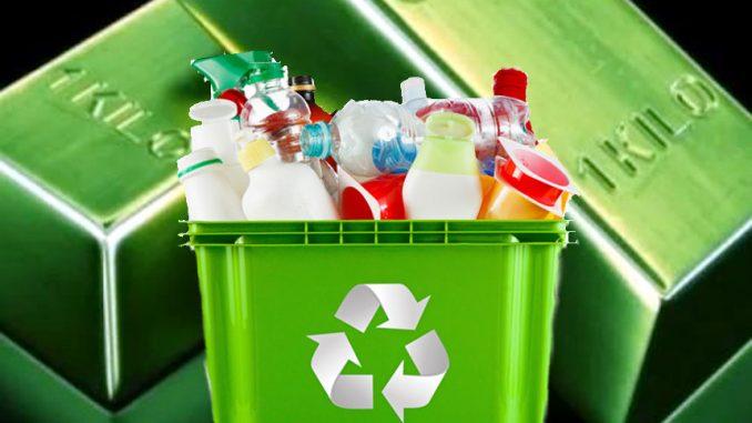 Riciclati sul mercato 771 milioni in imballaggi e plastica