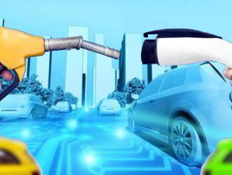 Aumentano le quote di mercato di electric vehicles in Europa