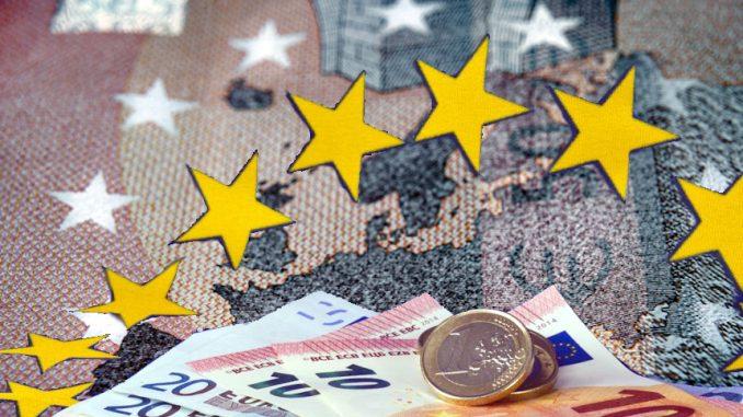 Collocati entro fine anno 100 miliardi di E-bond da Bruxelles