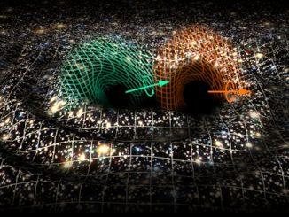 Buchi neri ingoiano stelle di neutroni al centro della galassia