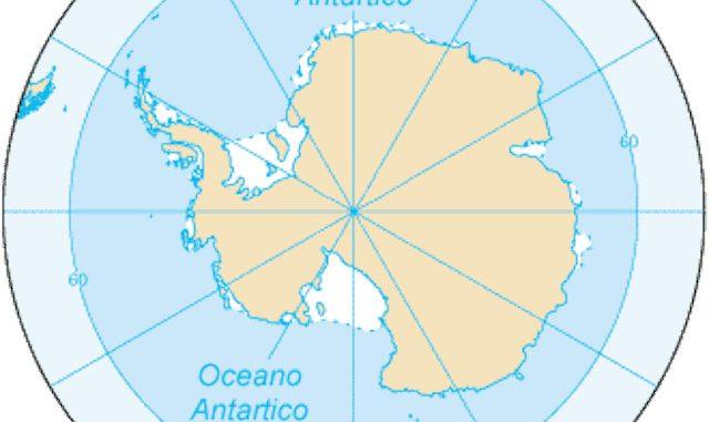 Aggiunto sulle mappe il quinto oceano antartico