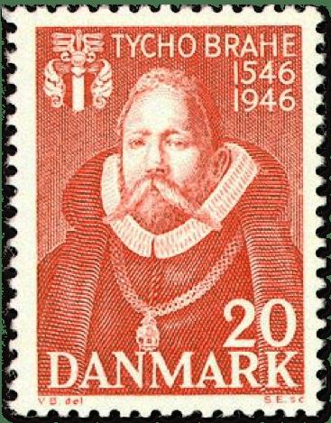 sxt francobollo danmark