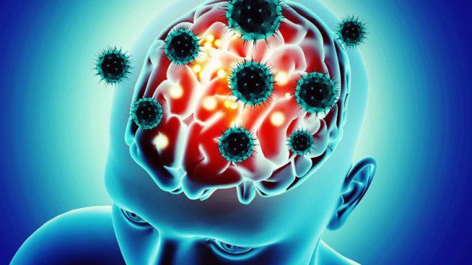 Effetti di lungo periodo del coronavirus sul cervello