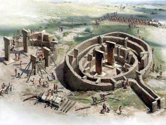 Sito antico di culto con monoliti più misterioso di Stonehenge