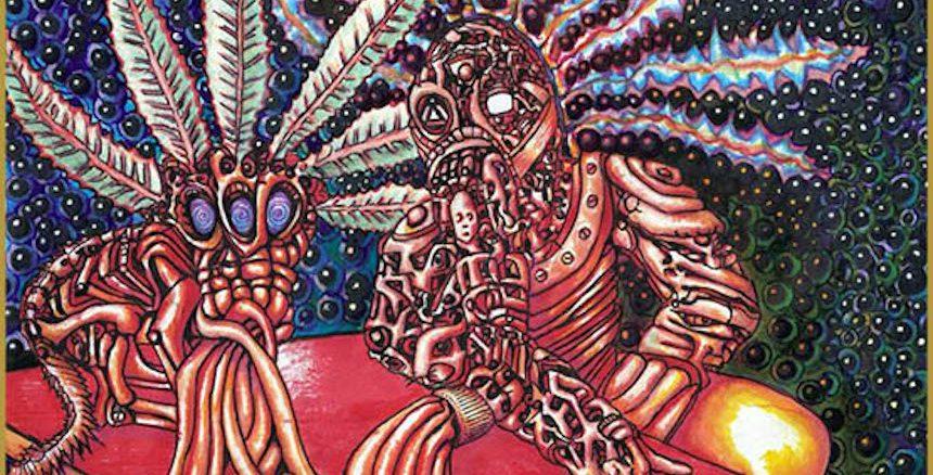 Effetti psichedelici della marijuana e disturbi mentali