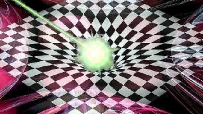 Cina un laser in grado di separare materia e antimateria