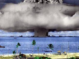 Appena trascorsa la Giornata mondiale contro i test nucleari