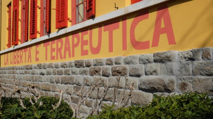 Parco dell'ex manicomio di San Giovanni, Trieste. (Per gentile concessione dell'Accademia della follia)